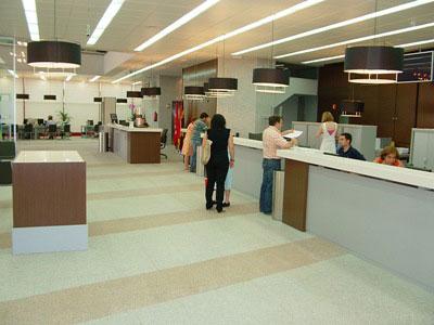ENTRADA PRINCIPAL Y REGISTRO DEL AYUNTAMIENTO DE NAVALCARNERO
