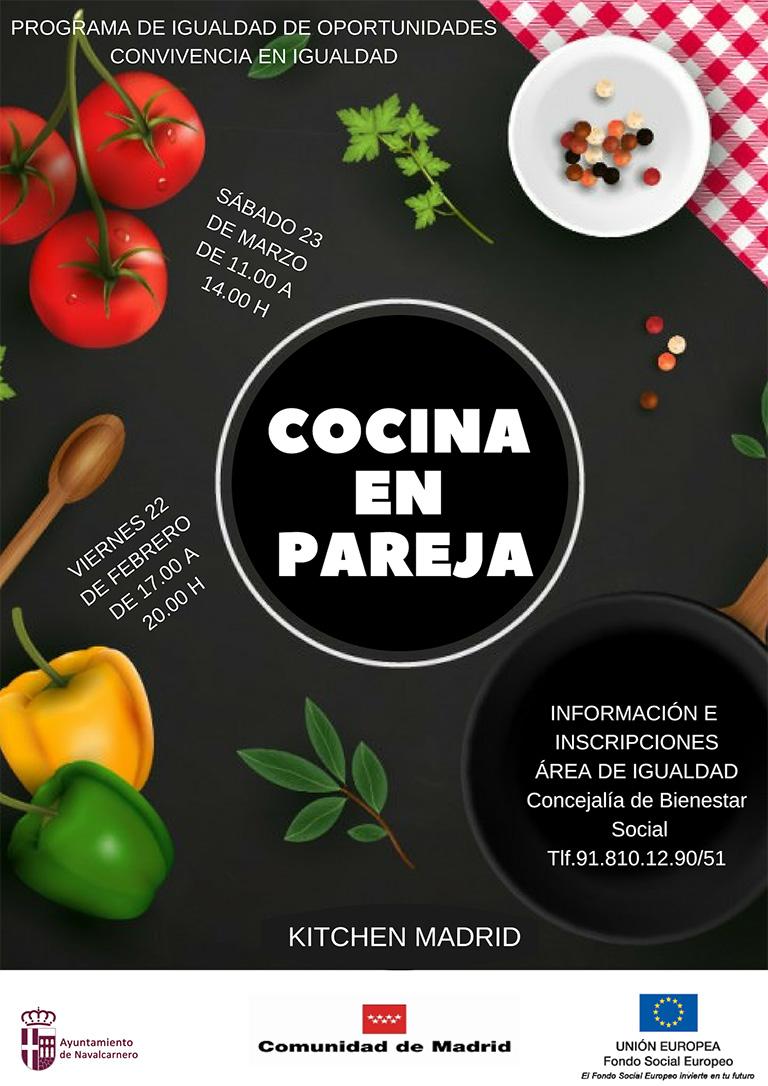 TALLERES COCINA EN PAREJA
