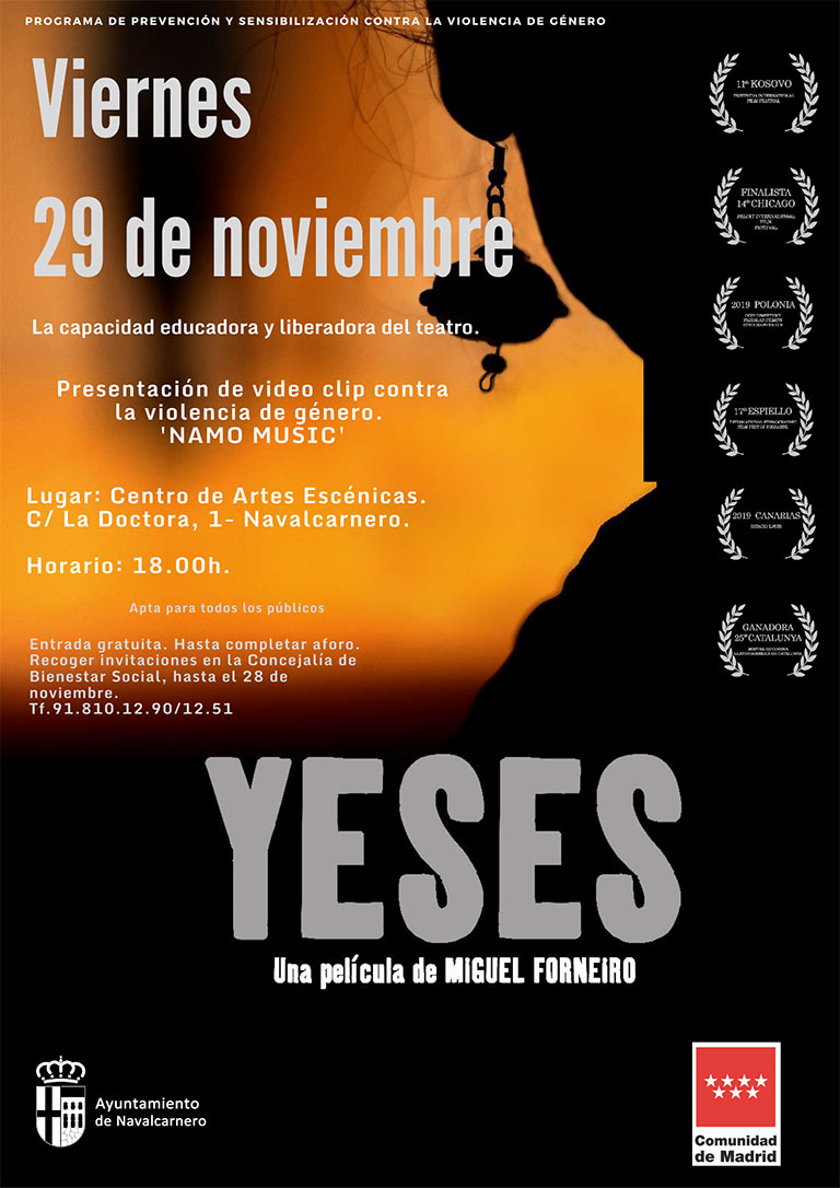DOCUMENTAL YESES DE MIGUEL FORNEIRO