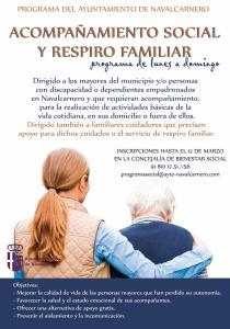 PROGRAMA ACOMPAÑAMIENTO SOCIAL