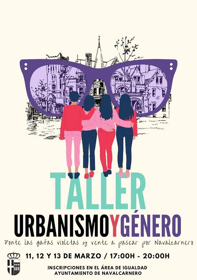 TALLER URBANISMO Y GÉNERO