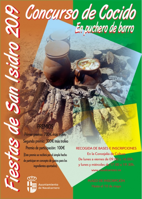 CONCURSO DE COCIDO SAN ISIDRO 2019