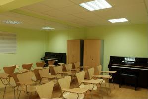 Escuela Municipal de Musica y Danza - Aula de Estudio