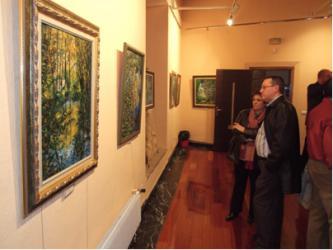 Sala de Exposiciones de la Casa de la Cultura