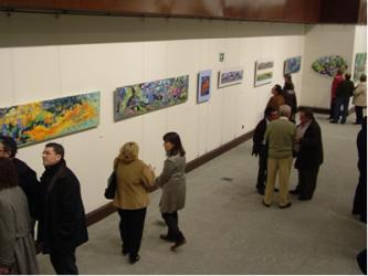 Sala de Exposiciones del Ayuntamiento de Navalcarnero