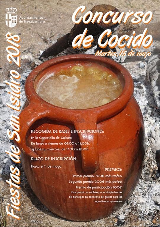 CONCURSO DE COCIDO SAN ISIDRO 2018
