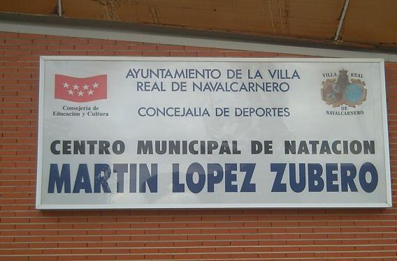 PISCINA MUNICIPAL CUBIERTA, CENTRO DE NATACIÓN MARTÍN LÓPEZ ZUBERO