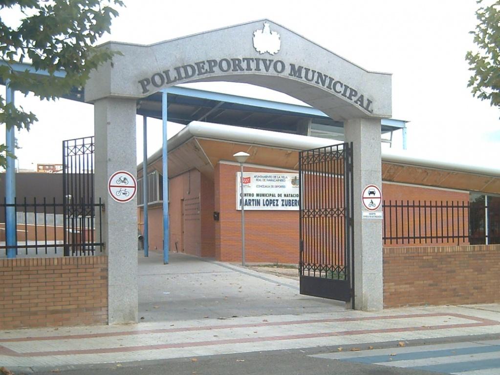 Piscina municipal cubierta centro de nataci n mart n for Piscina municipal navalcarnero