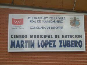 PISCINA CUBIERTA MARTIN LOPEZ ZUBERO