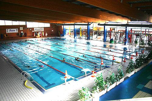 piscina municipal cubierta centro de nataci n mart n