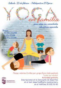 Yoga en familia - Para niños con necesidades educativas especiales