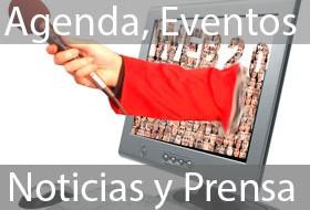 Agenda, Eventos, Noticias y Prensa