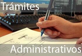 Trámites Administrativos