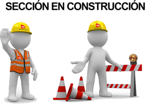 SECCIÓN EN CONSTRUCCIÓN