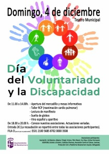 DÍA VOLUNTARIADO